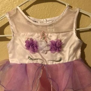 NWOT- unicorn dress